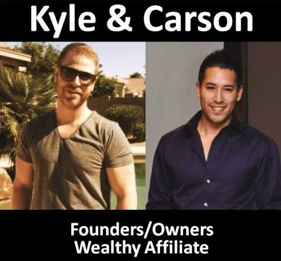 Meet Kyle & Carson