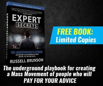Expert Secret Free Book