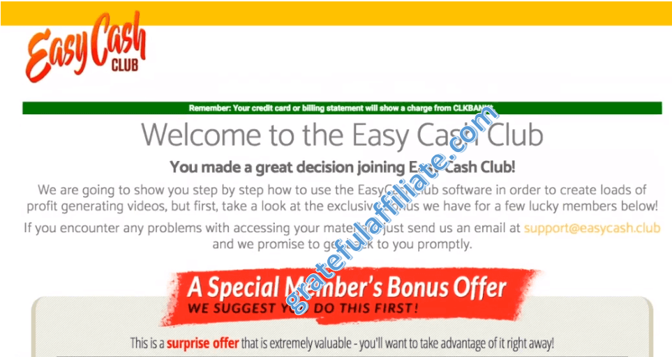 Easy Cash Club 12