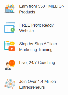 Here is what Wealthy Affiliate is about