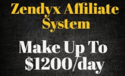 Zendyx Affiliate system featured image