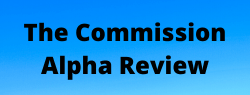 The Commission Alpha Review