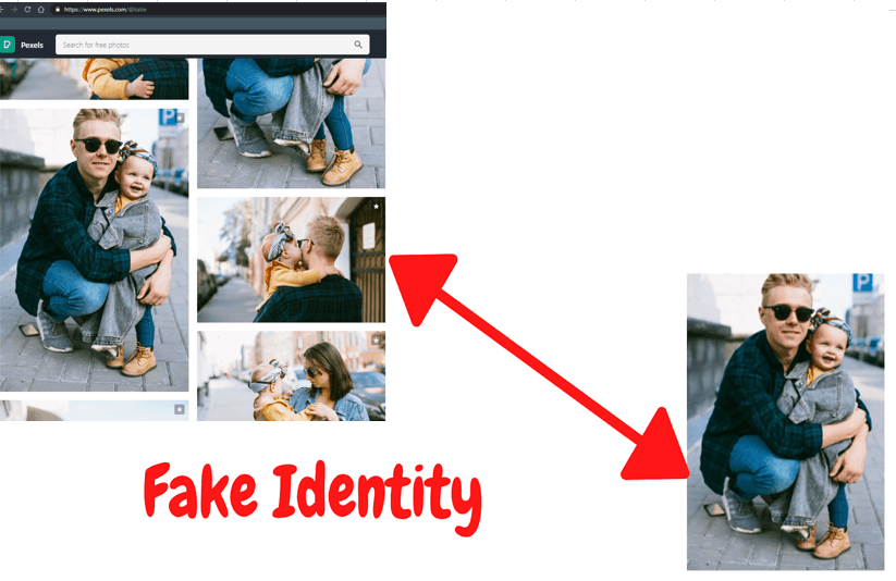 The Secret Code System Fake Identity