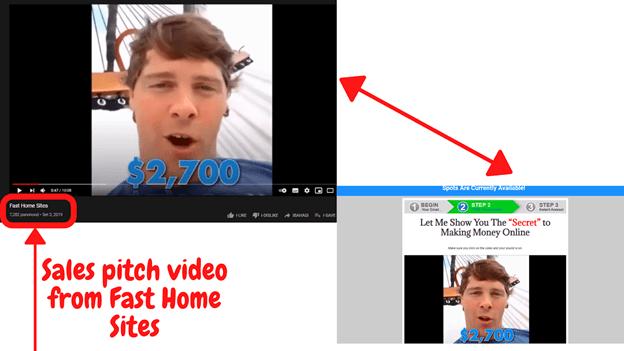 Secret Code System Sales Video Fast home sites