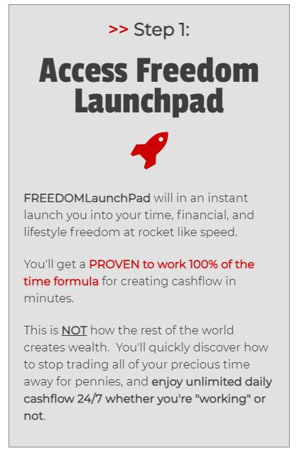 Freedom Launchpad Image 2