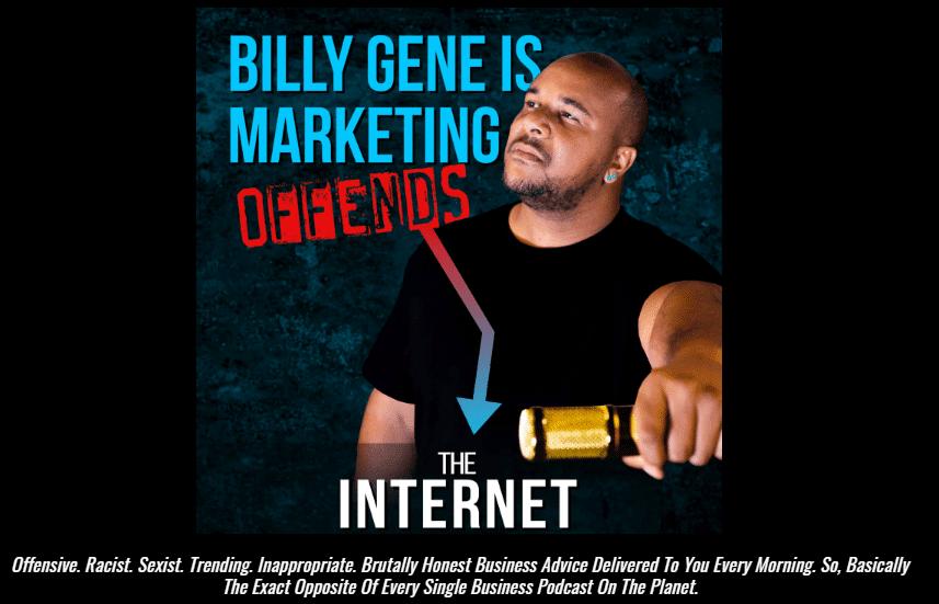 Billy Gene is Marketing IMAGE 7