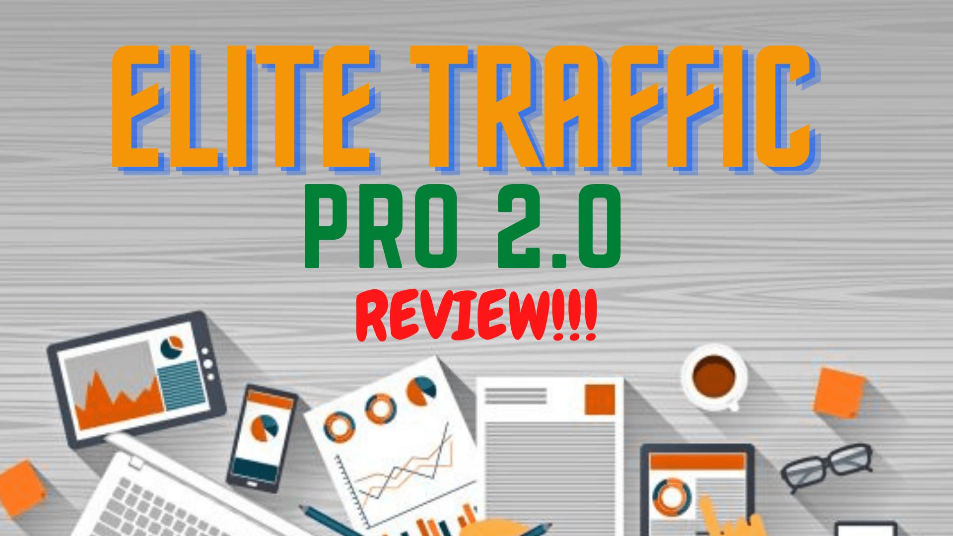Elite Traffic Pro FRONTPAGE