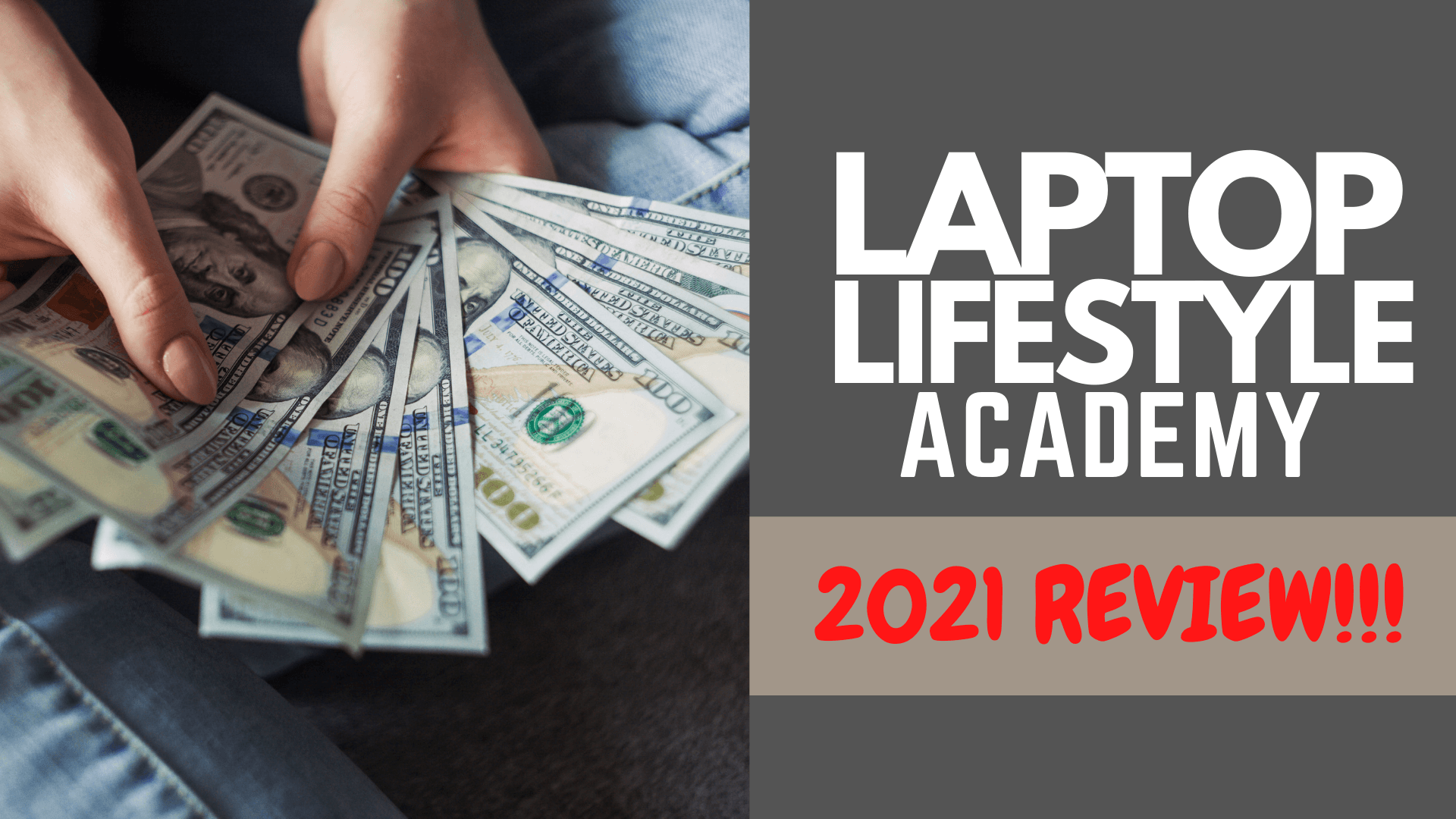 Laptop Lifestyle Academy Front Image