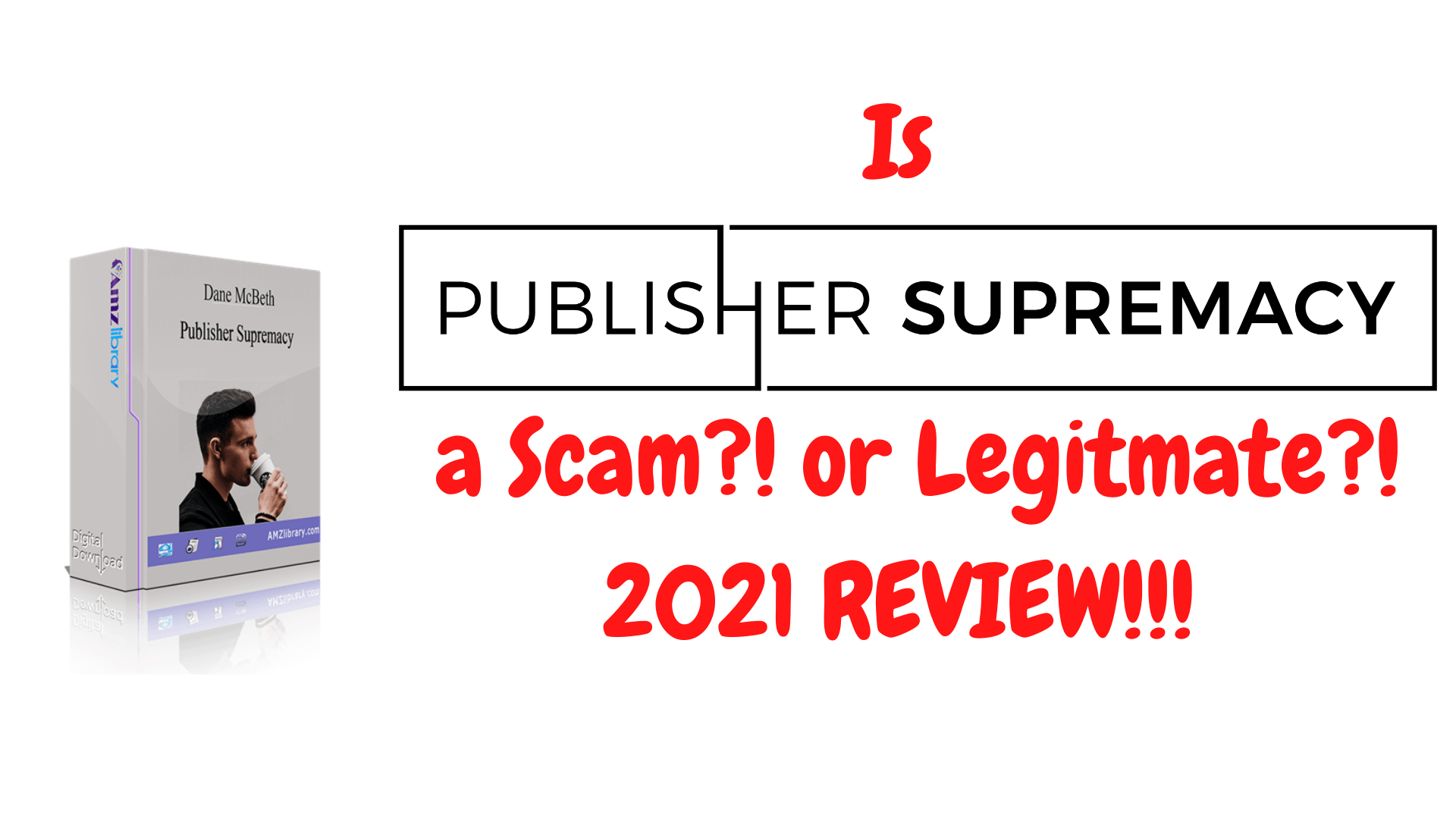 Publisher Supremacy Image FRONTPAGE