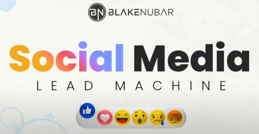 Social Media Lead Machine Featured Image