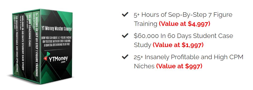 YT Money Course
