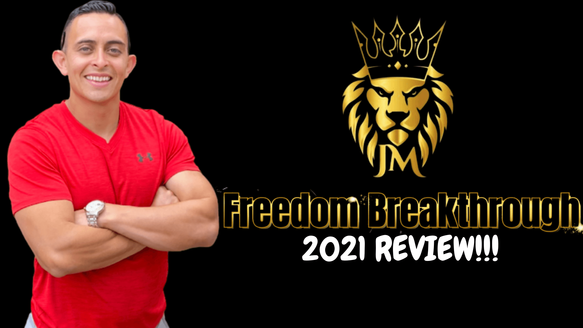 Freedom Breakthrough FRONTPAGE