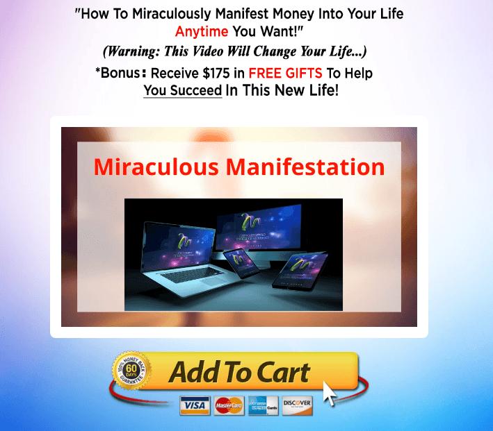Miraculous Manifestation IMAGE 3