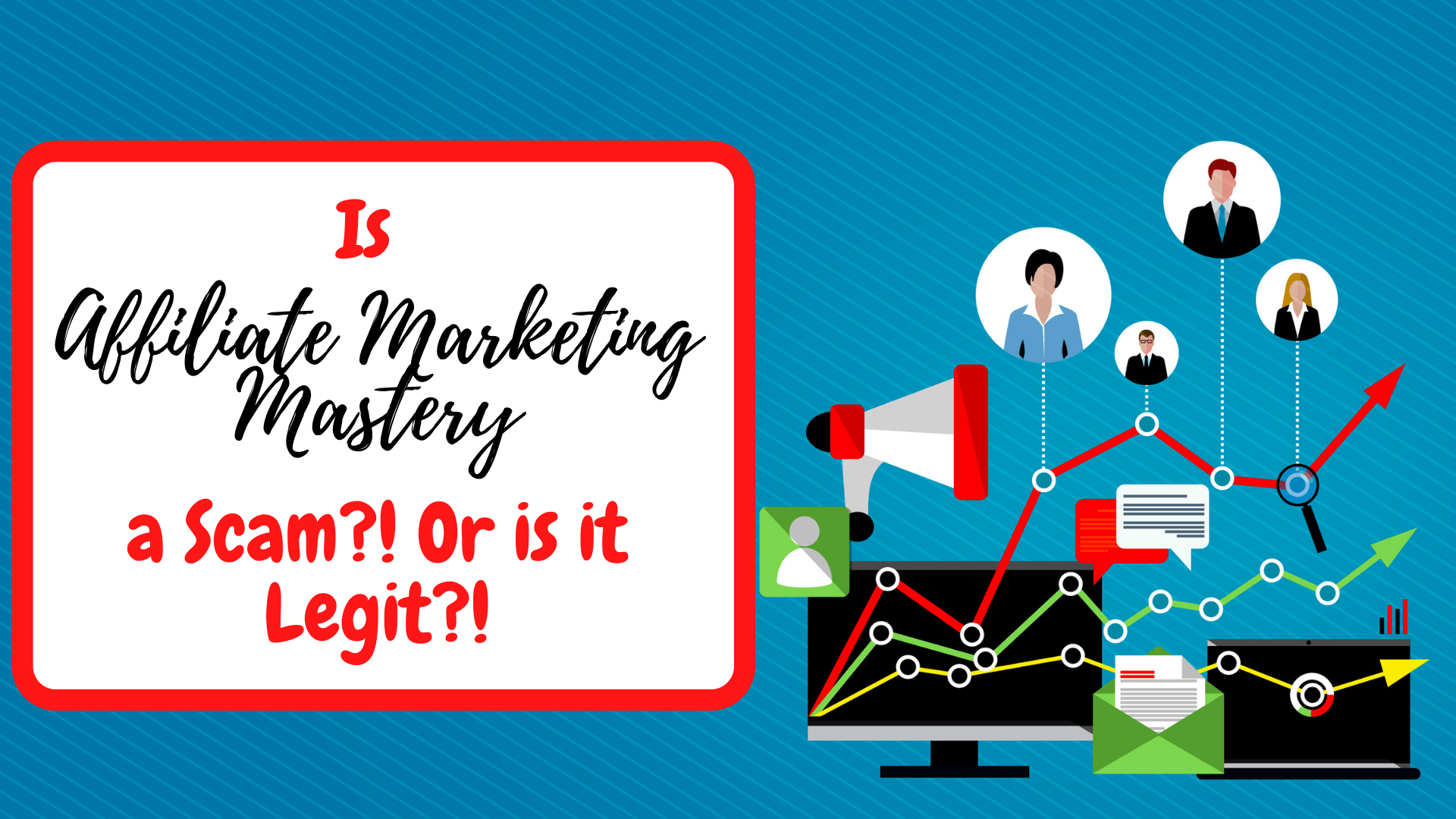 Affiliate Marketing Mastery Frontpage