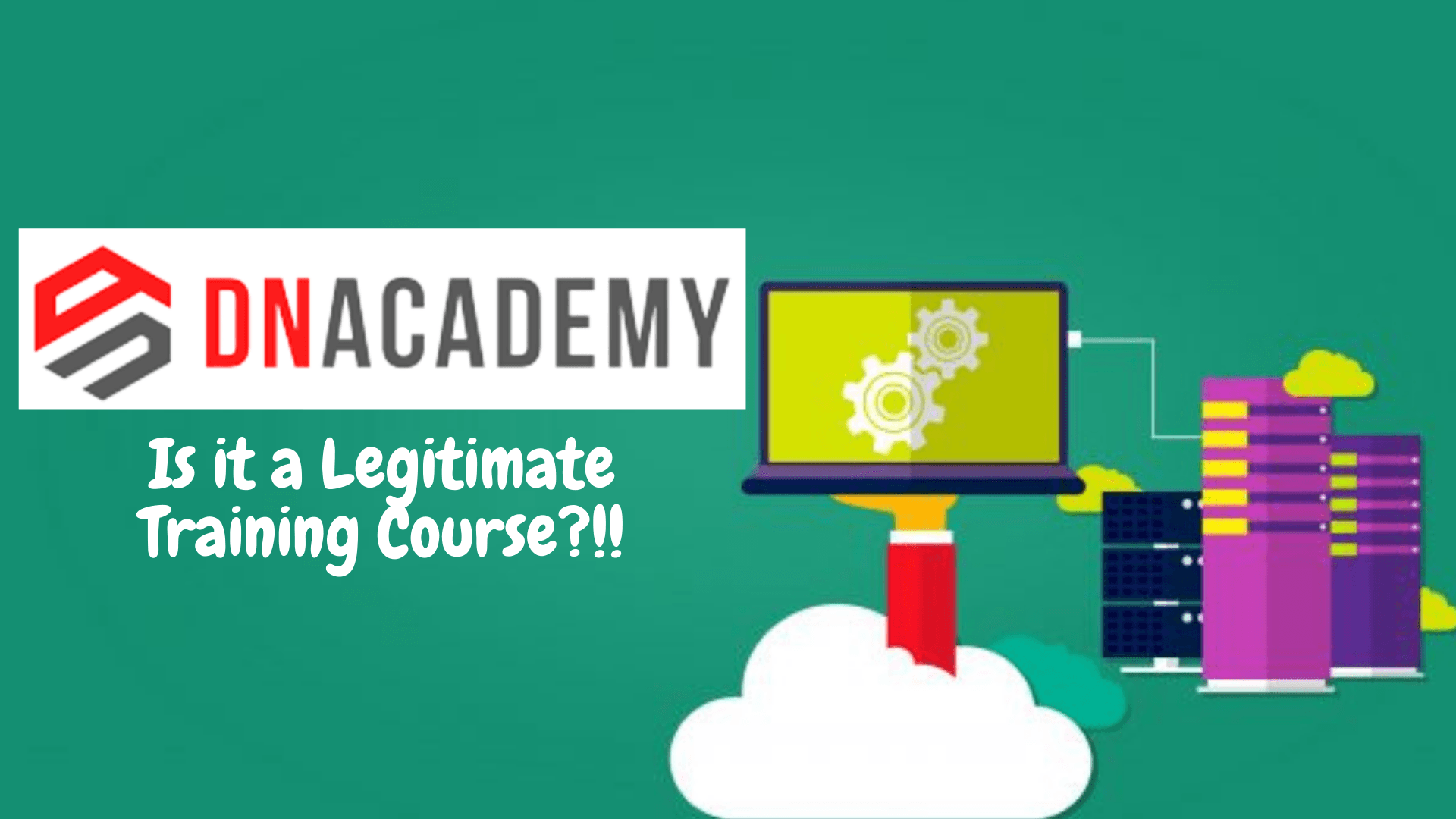 DNAcademy Frontpage