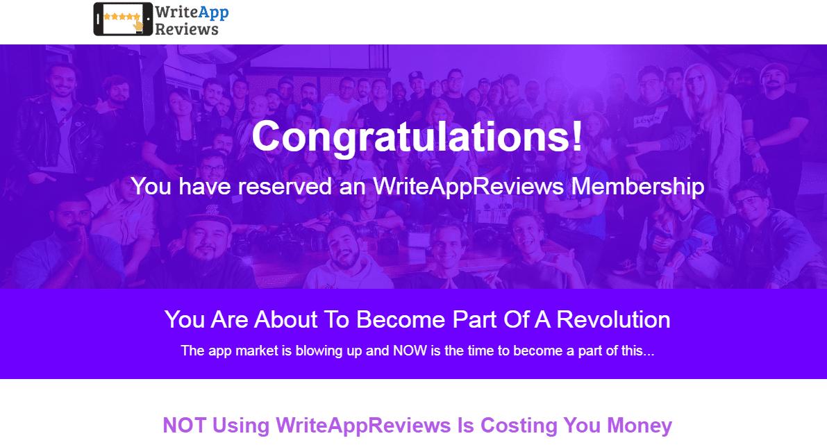 WriteApp Reviews IMAGE 1