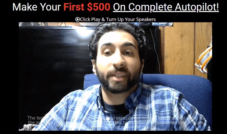 Auto Millionaire Site Image 6