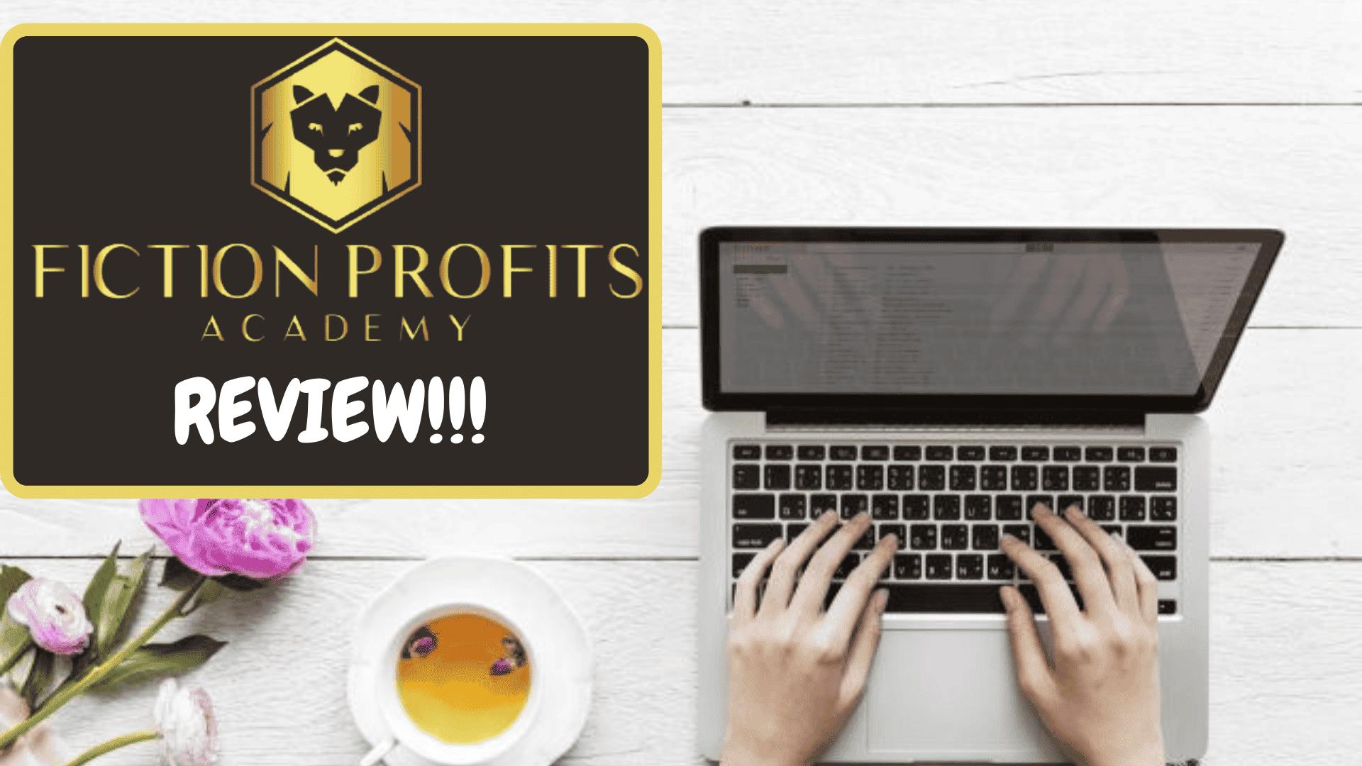 Fiction Profit Academy FrontPage