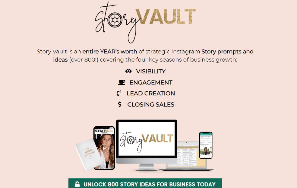 Story Vault IMAGE 4